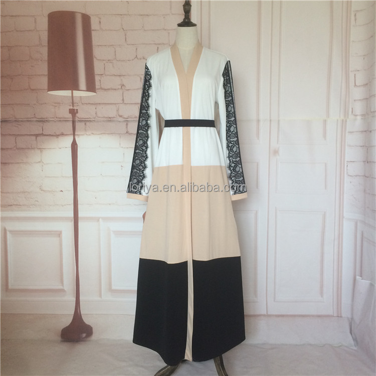 Latest high quality muslim abaya fashion maxi dress islamic women wholesale new models abaya in dubai