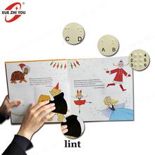 Braille Talking Book Low price Learning Toys for Blind Children Preschool Educational Toys