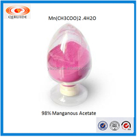98% Manganese Acetate for Industrial Catalyst use