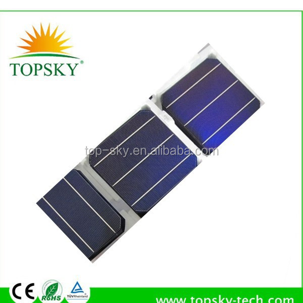 A grade/B grade solar cell,6X6 3BB mono solar cells, taiwan Brand for solar panel manufacturers