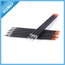 black Gel ink Pen refills 0.5mm replaced Pen Refill