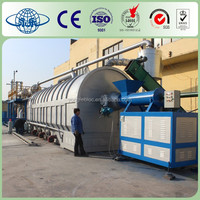 High quality waste rubber processing oil facility