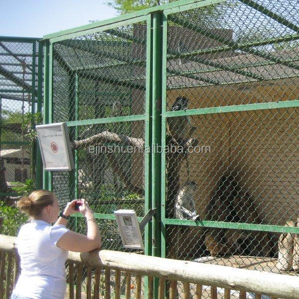 ZOO ANIMAL CAGES
