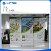 large factory wholesale retractable banner with aluminum poles