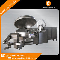 China professional supplier meat vacuum bowl cutter
