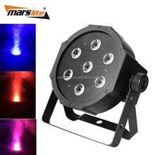 Dj stage led par stage lighting 10w rgbw 7*10w led par light