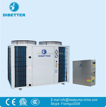 52kw Split EVI heat pump with CE certificate