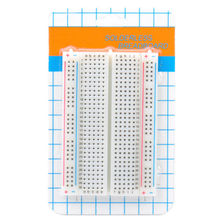 Solderless Electronic Breadboard Bread board with 400 Tie-Point