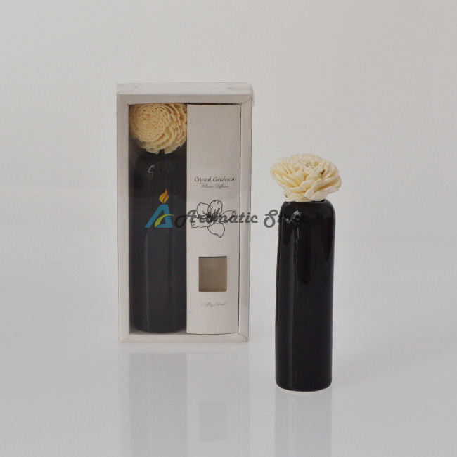 Sola flower aroma scented reed diffuser for air freshener