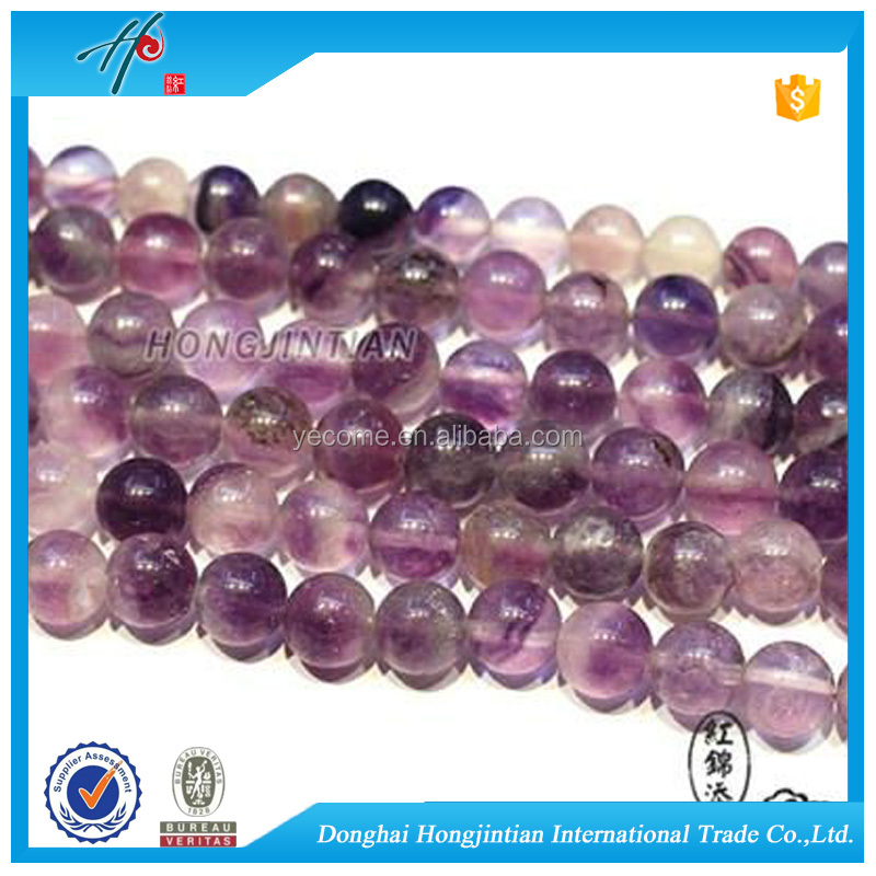 Natural beautiful Crystal Round Beads for jewelry and gift
