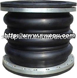 Rubber vibration absorber