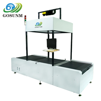GOSUNM automatic package parcel dimensioner dimension dimensional weighing & scanning machine dws system