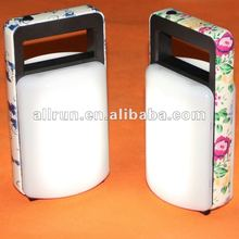 2012 new design solar lantern with charger