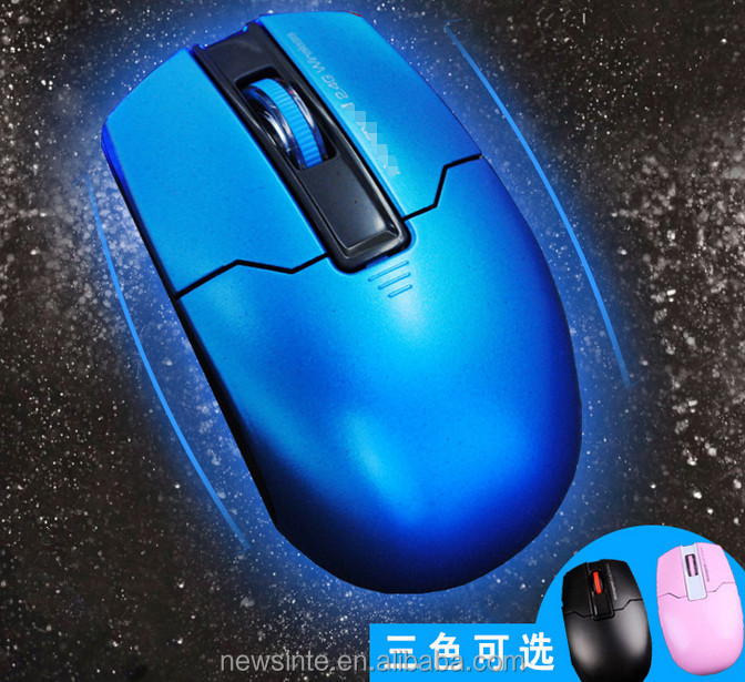 2.4ghz smart power saving drivers wireless optical mouse