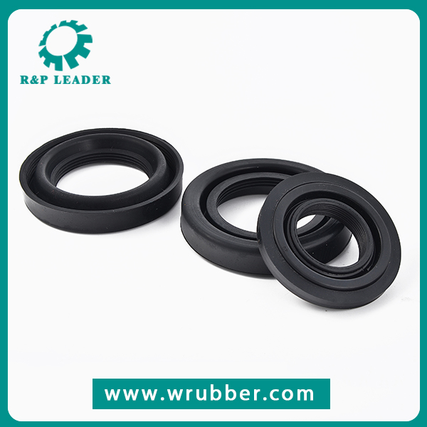 China manufacture customized cheap silicone rubber auto rod seal