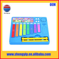 Hot sale kids sound module for toys,piano music toy with sound,musical instrument for used book