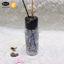 160ml round shape glass bottle for aroma perfume