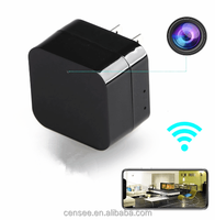1080p HD hidden camera WIFI Wireless wall plug USB Charger AC adapter Spy camera USB Phone charger