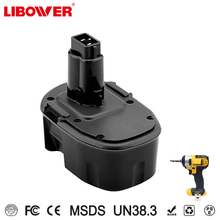 Libower Replacement Dewalt Power Tool Battery 14.4V 3.0Ah for Dewalt DC9091 DE9092 DE9094 DE9502