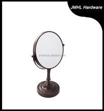 travel make up 7 inch vintage dormitory mirror