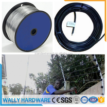 USA High quality Galvanized electric fence wire