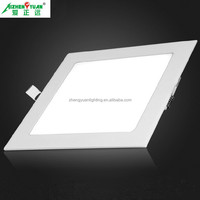 Aluminum Lamp Body Material and Panel Lights Item Type led panel ligt