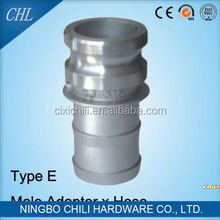 mechanical coupling Female coupling and male thread