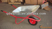 WB6425 china powered electric wheel wheelbarrow