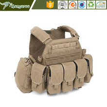 Custom Made Army Bulletproof Body Armor Vest For Sale