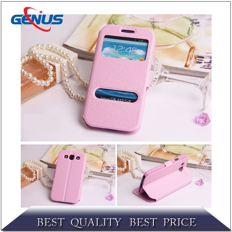 Wholesale universal wallet style flip leather mobile phone case for samsung mobile