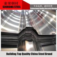Wholesale Low price corrugated metal siding/color sheet metal siding prices