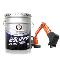 Good Sanding Property Acrylic Priming Paint For Crane