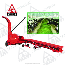 CE approved stable working stalk cutting machine for cattle feed
