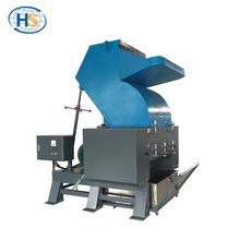 Waste film PET bottle crusher plastic recycling machinery price