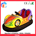 Elong amusement park floor bumper car
