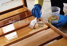 Maydos Extra Clear 2K Polyurethane Base wood Furniture lacquer wood paint coating (China Wood Paint/Maydos Paint)