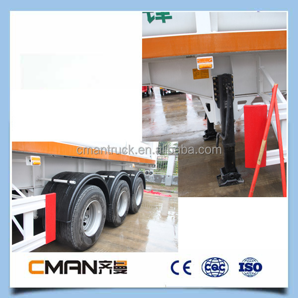 22m3 cng tube trailer with mature technology made in China
