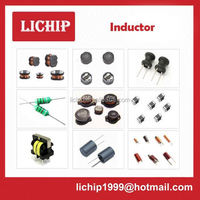 copper wire coil smd power inductor 10uh on induction heater circuit