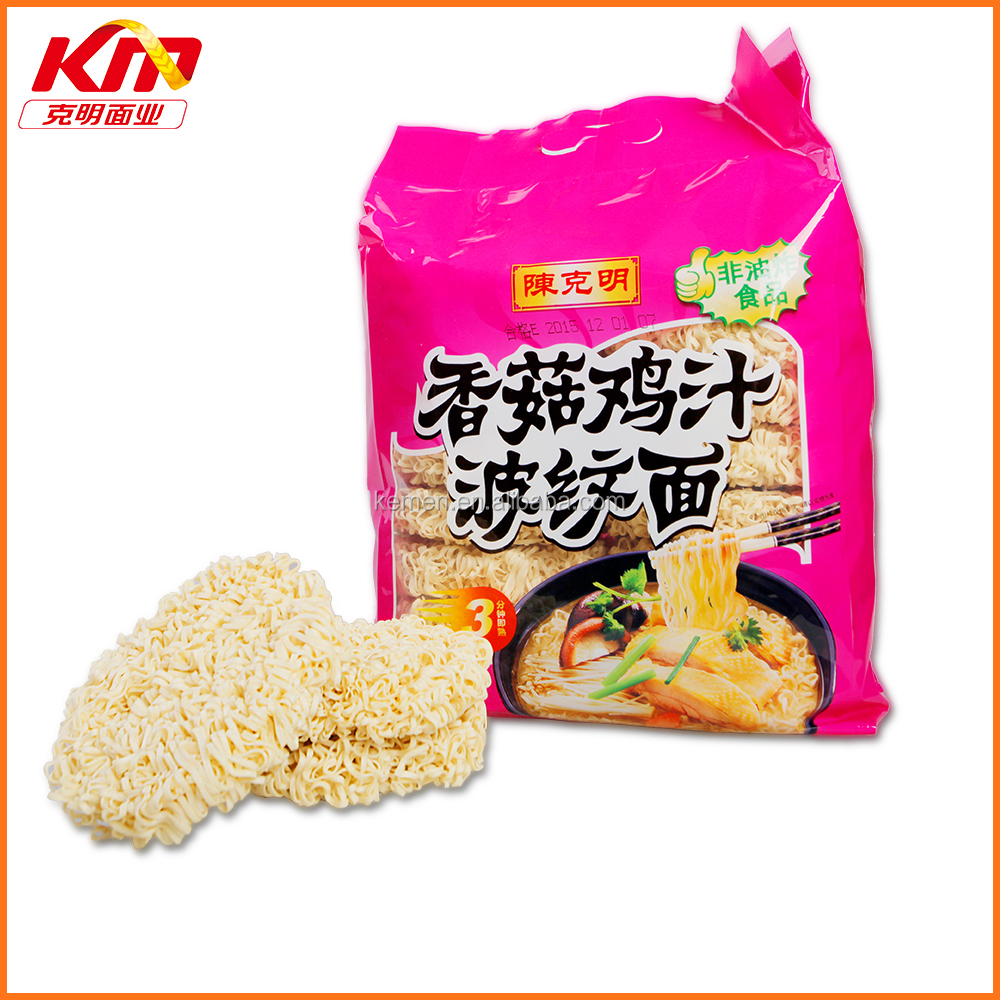 Brand Names Non Fried Instant Mushroom Flavor Japanese Noodles