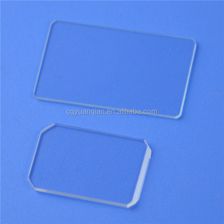 Large size optical flat glass lenses manufacturer