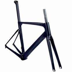 700C BB86 C-Brake Racing Frame Bicycle Parts Aero Direct Mount Full Carbon Fiber Road Bike Frame
