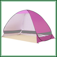 Folding sun protection beach tent sunshine leisure tents