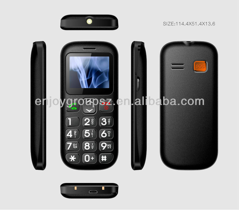 hand low cost java senior people mobile phone