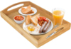 New product bamboo rectangular tray with good price