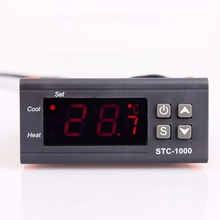 STC-1000 digital cooling heating smart thermostat