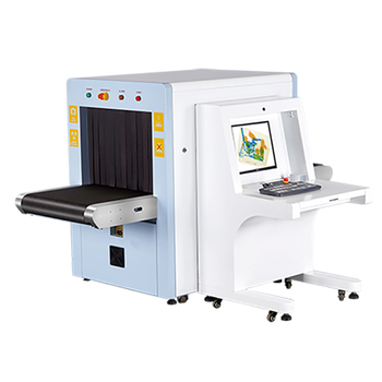 6550 train station bus station airport x-ray baggage scanner