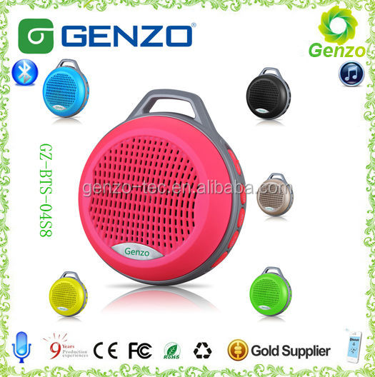 Hot! Fancy suction cup mini fashional legoo bluetooth speaker