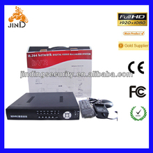 8ch Full D1 Super DVR with 8 audios/hdmi/3g wifi/cloud technology