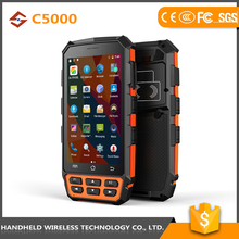 Wholesale Fashion-design wireless handheld C5000 rugged ip65 pda for supermarket