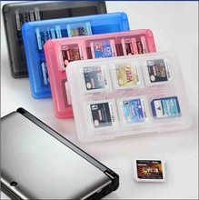 Ninten do NDS 28 in 1 Game Card Container Holder Hard Plastic Game Card Case